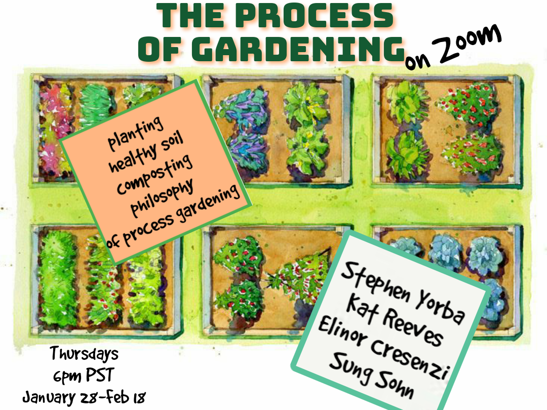 process of gardening - featured image