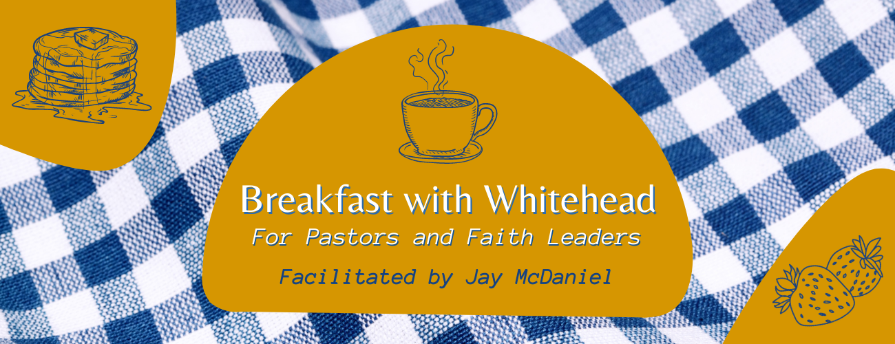 Breakfast with Whitehead - featured image 2