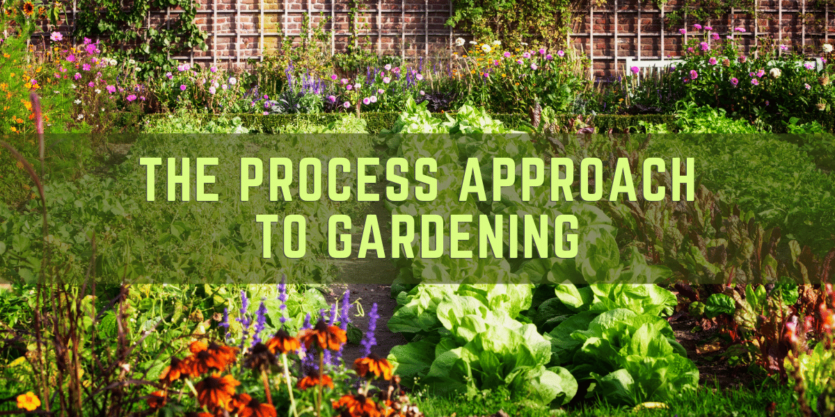 Process Approach to Gardening - compress