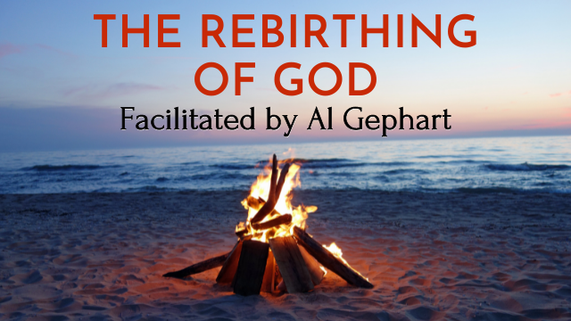 Rebirthing of God - featured image - home page