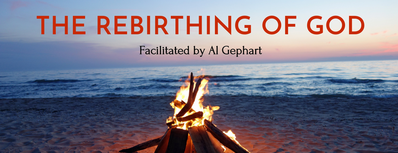 Rebirthing of God - featured image