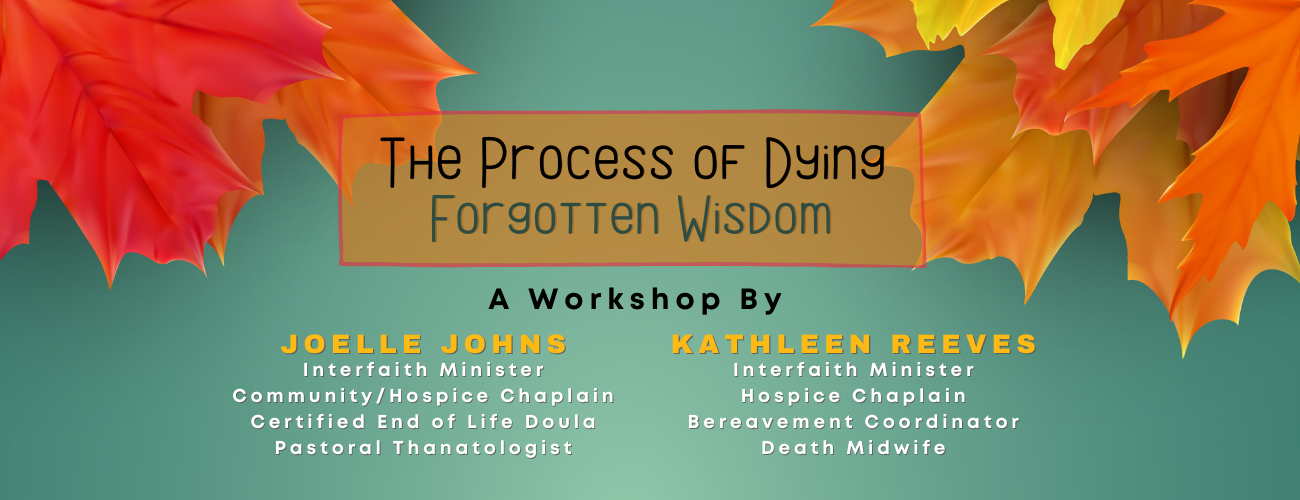 The Process of Dying - featured image